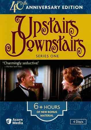 Upstairs Downstairs: Series One, 40th Anniversary Edition cover