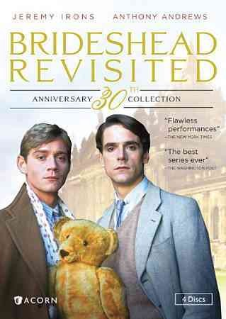 BRIDESHEAD REVISITED: 30TH ANNIVERSARY EDITION cover