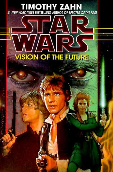 Star Wars: Vision of the Future cover