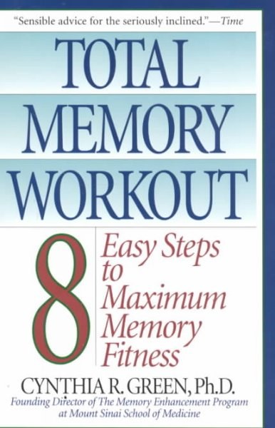 Total Memory Workout: 8 Easy Steps to Maximum Memory Fitness cover