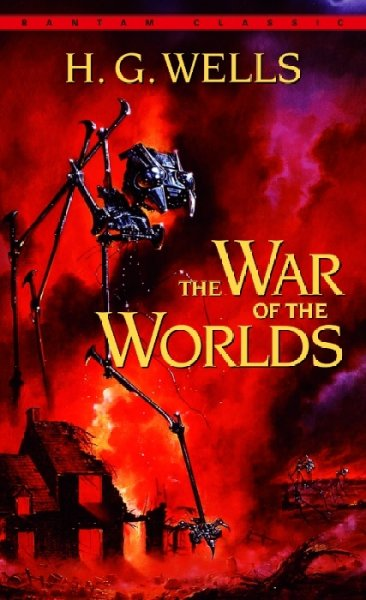 The War of the Worlds (Bantam Classics) cover