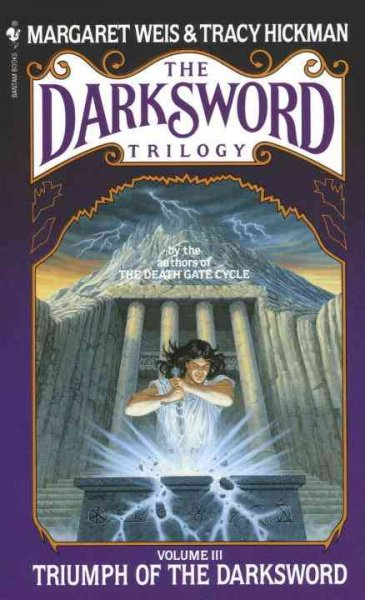 Triumph of the Darksword (The Darksword Trilogy) cover