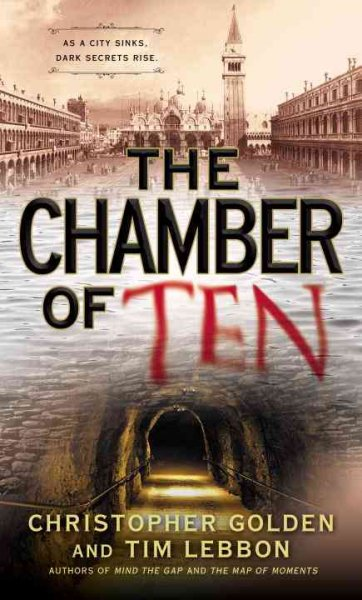 The Chamber of Ten cover