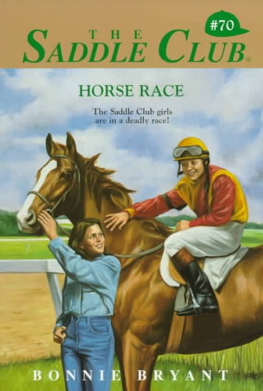 Horse Race (Saddle Club(R)) cover