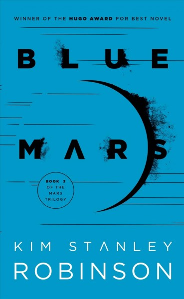 Blue Mars (Mars Trilogy) cover