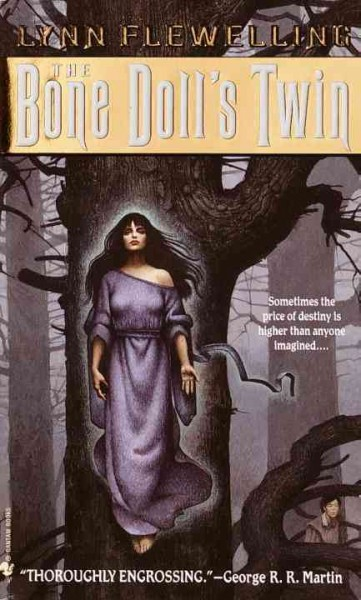The Bone Doll's Twin (Tamir Trilogy, Book 1) cover
