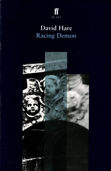 Racing Demon: A Play cover