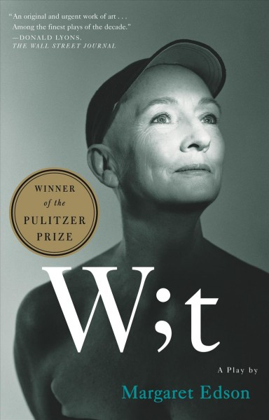 Wit: A Play cover