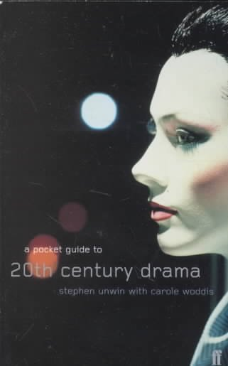 A Pocket Guide to 20th Century Drama cover