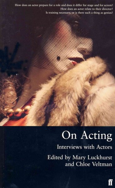 On Acting: Interviews with Actors cover