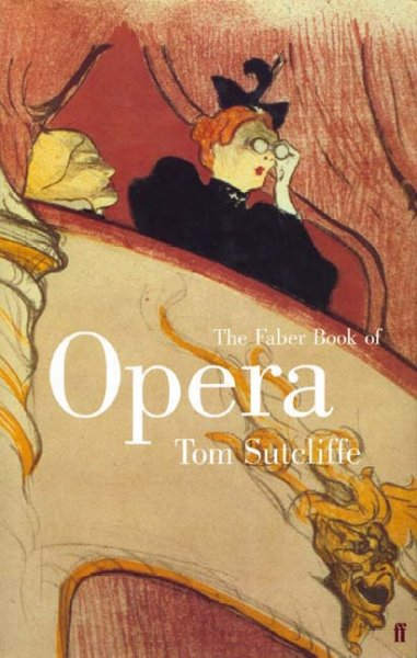 The Faber Book of Opera cover