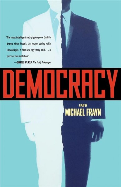 Democracy cover