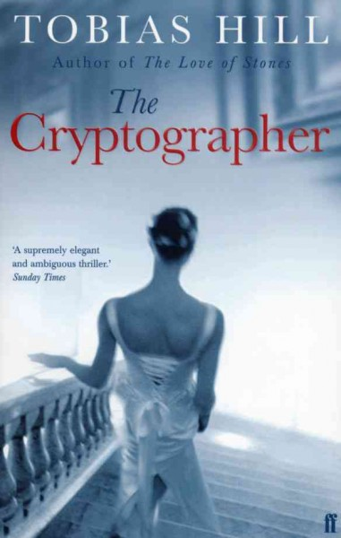 The Cryptographer cover