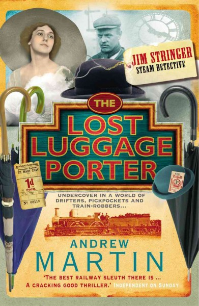 The Lost Luggage Porter (Jim Stringer) cover