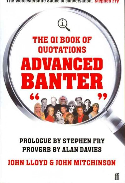 The Qi Book of Quotations Advanced Banter cover
