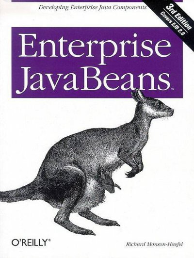 Enterprise JavaBeans (3rd Edition) cover