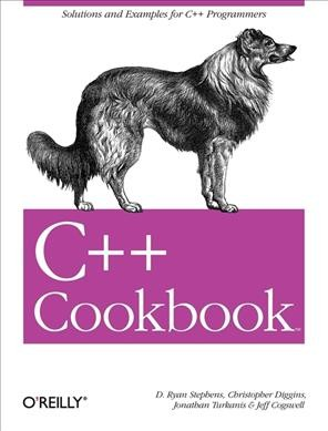 C++ Cookbook: Solutions and Examples for C++ Programmers (Cookbooks (O'Reilly)) cover