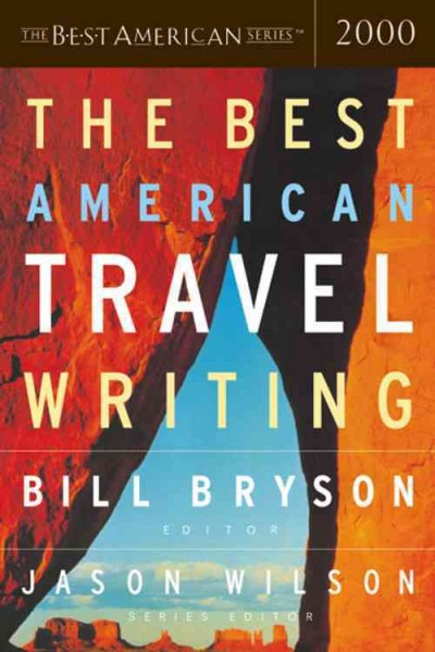 The Best American Travel Writing 2000 cover