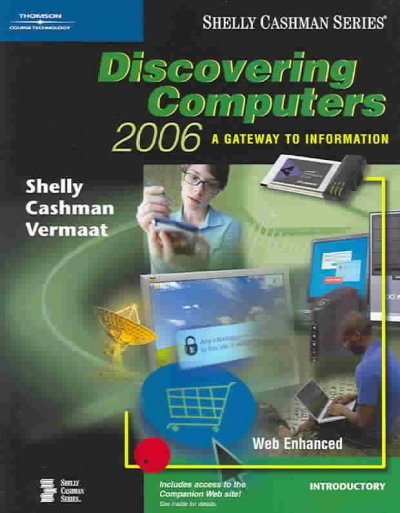 Discovering Computers 2006: A Gateway to Information, Introductory
