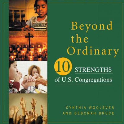Beyond the Ordinary: Ten Strengths of U.S. Congregations cover