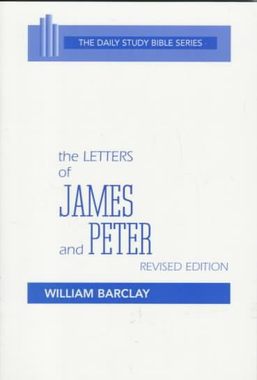 Letters of James and Peter (English and Hebrew Edition) cover