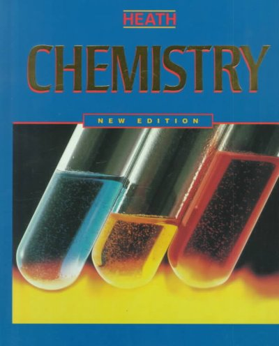 Heath Chemistry: New Edition cover