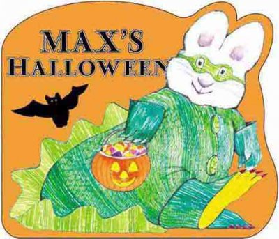 Max's Halloween (Max and Ruby) cover
