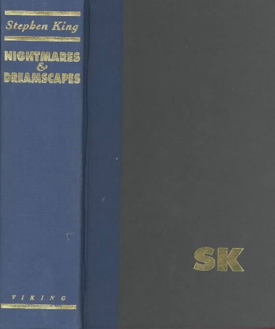 Nightmares & Dreamscapes cover