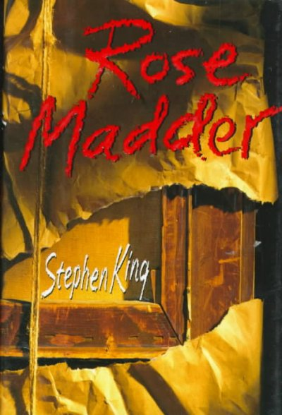 Rose Madder cover