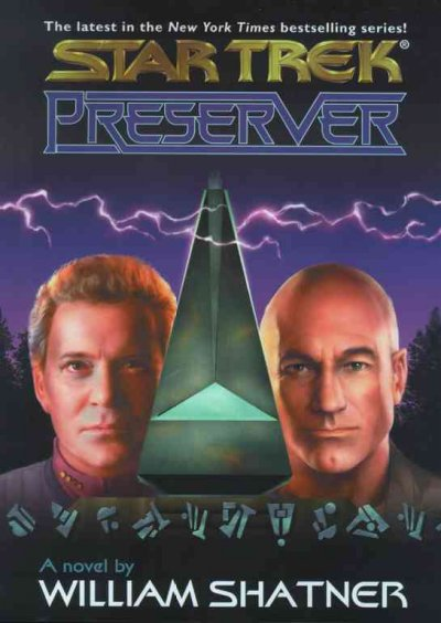 Star Trek: Preserver cover
