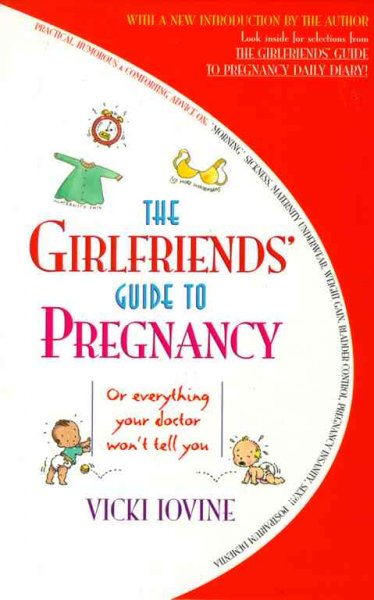 The Girlfriends' Guide to Pregnancy cover