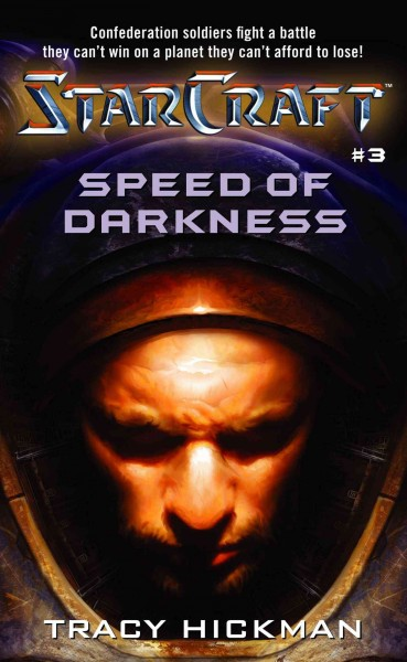 Speed of Darkness (StarCraft #3) cover
