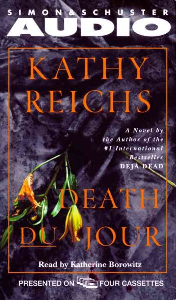 Death Du Jour: A Novel cover