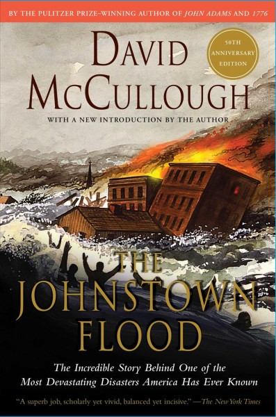 The Johnstown Flood cover