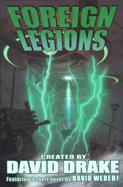 Foreign Legions cover