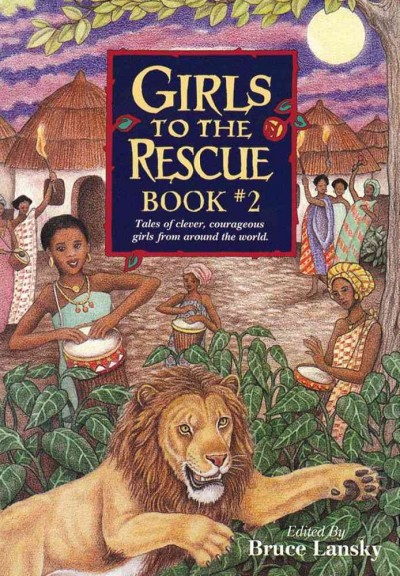 Girls to the Rescue: Book II cover
