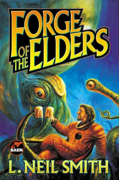 Forge Of The Elders cover