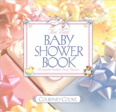 Best Baby Shower Book cover