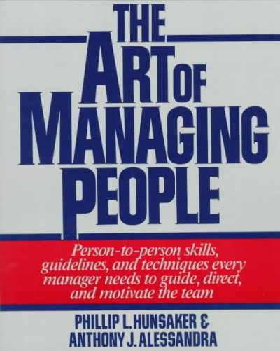 The Art of Managing People cover