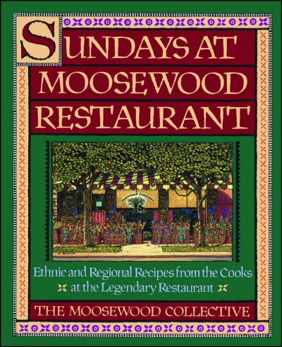 Sundays at Moosewood Restaurant: Sundays at Moosewood Restaurant cover