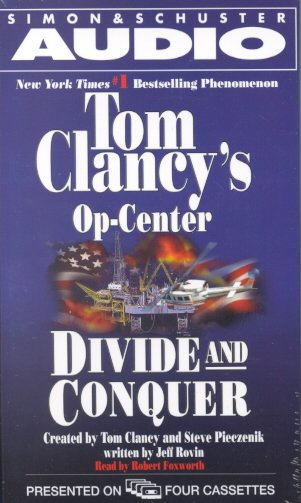 Tom Clancy's Op-Center: Divide and Conquer cover