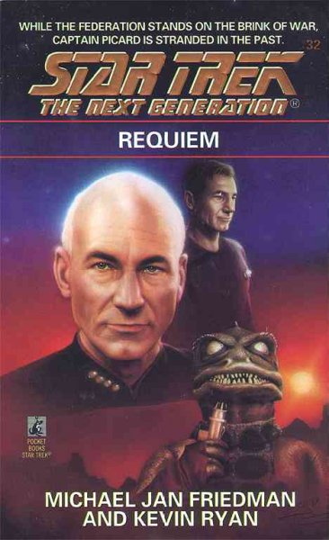 Requiem (Star Trek The Next Generation, No 32) cover
