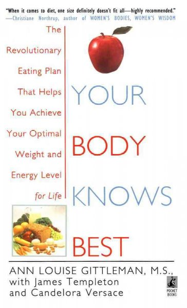 Your Body Knows Best cover