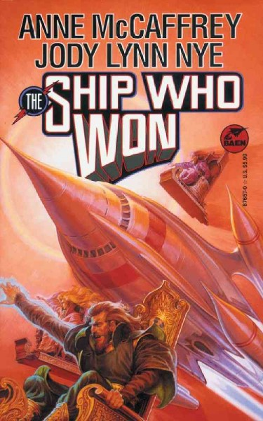 The Ship Who Won cover