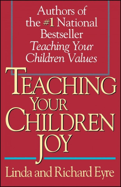 Teaching Your Children Joy cover