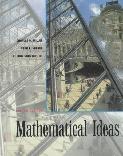 Mathematical Ideas cover