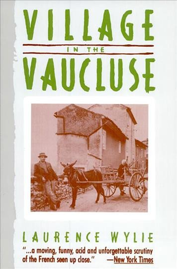 Village in the Vaucluse: Third Edition cover