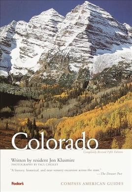 Compass American Guides: Colorado, 5th Edition (Full-color Travel Guide) cover