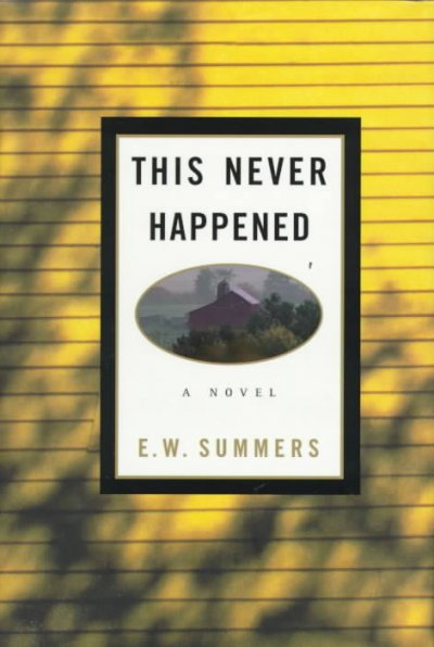 This Never Happened: A Novel cover