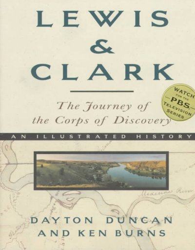 Lewis & Clark: The Journey of the Corps of Discovery cover